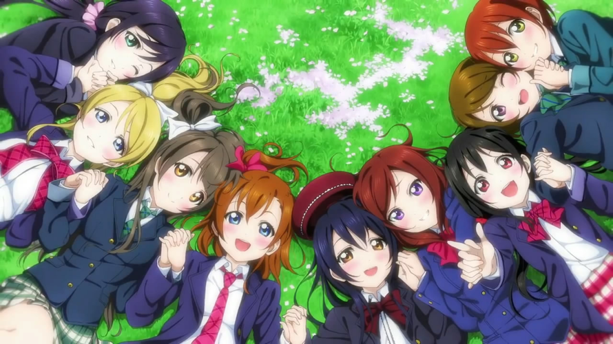 "Love Live has kept me alive.  Wow, that's an ""angst"" way of starting a ""Love Live! story"" post, but..."