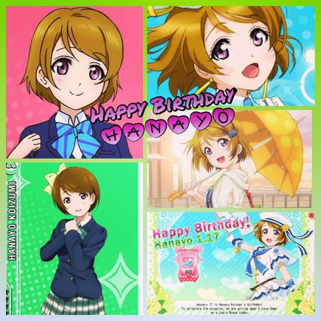 Happy Birthday to the goddess of rice.