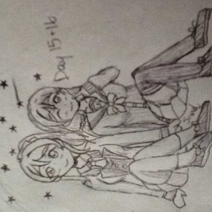 Day 15 16: Secret between idols & event card