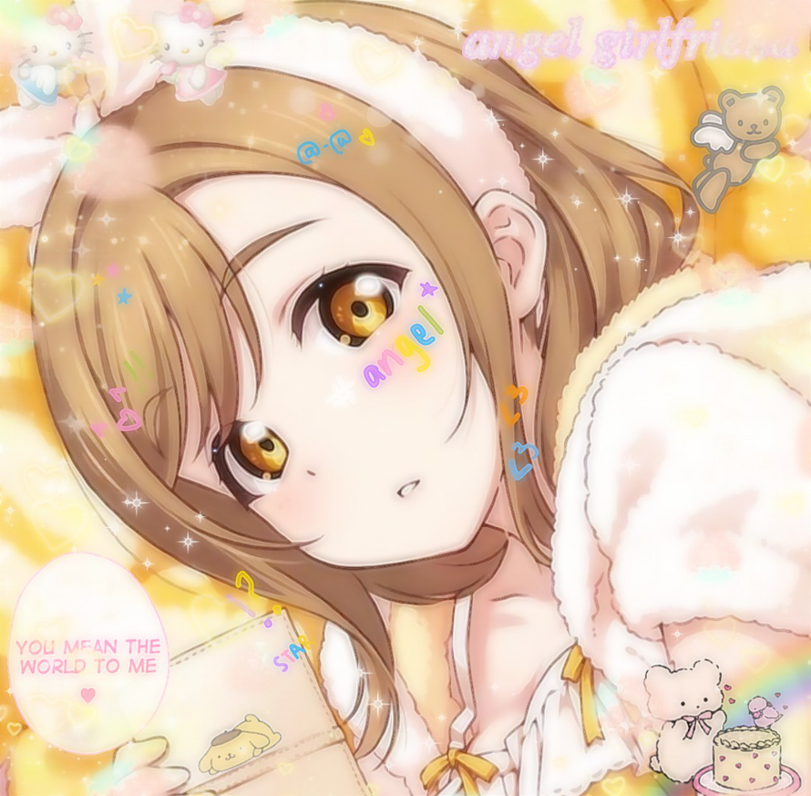 ♡best girl bday hanamaru means so much to me♡