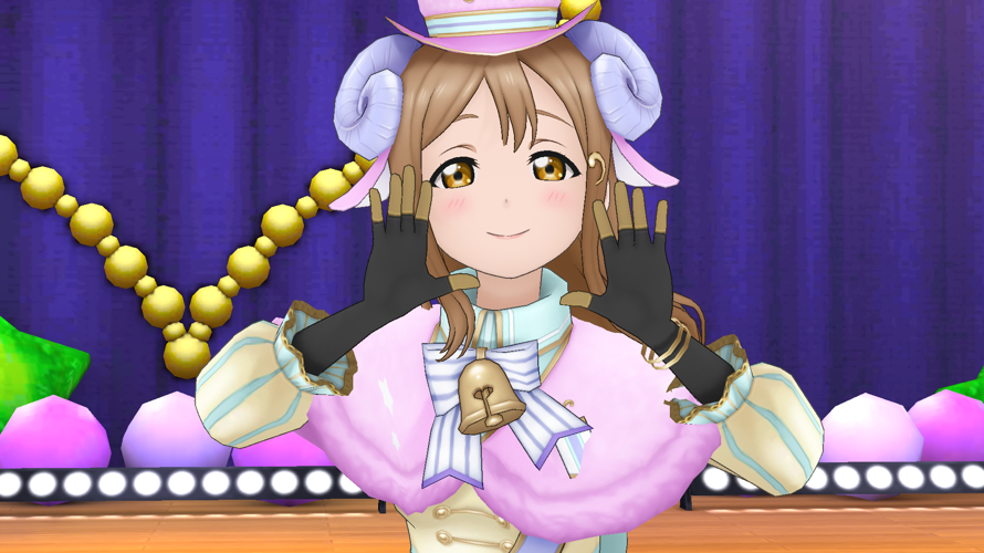Hey, You can call me Mocha! Maru, Setsuna, and Kanata are my best girls and Azalea is best subunit!...