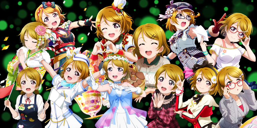 I've made transparent versions of the missing Hanayo cards. Do tell me if you find some fault with...