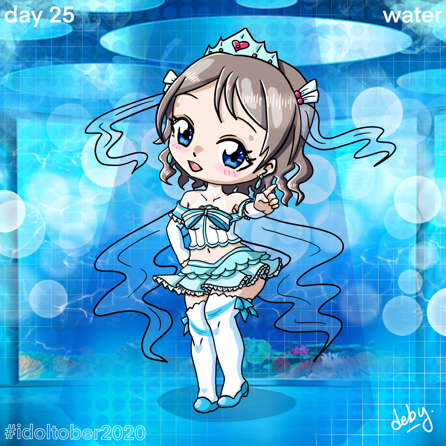 Day 25: Water
