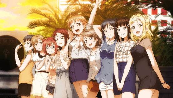 So, I have already introduced myself, but, I haven't said how I was introduced to Love Live! It all...