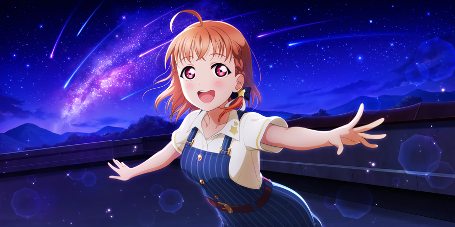 i got the new chika!!!