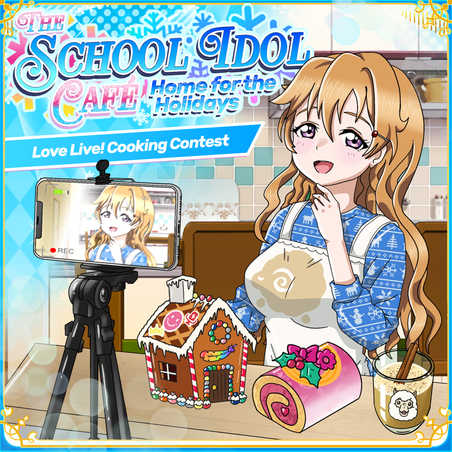 The School Idol Café   Home for the Holidays  It's the most wonderful time of the year!  This...