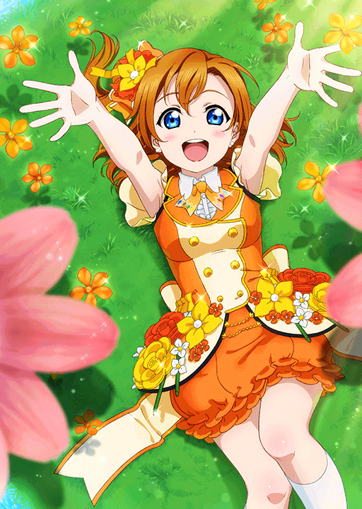 Hello everyone there, I'm amaru, I was big honoka fans. I'm new to this community. I was into Love...