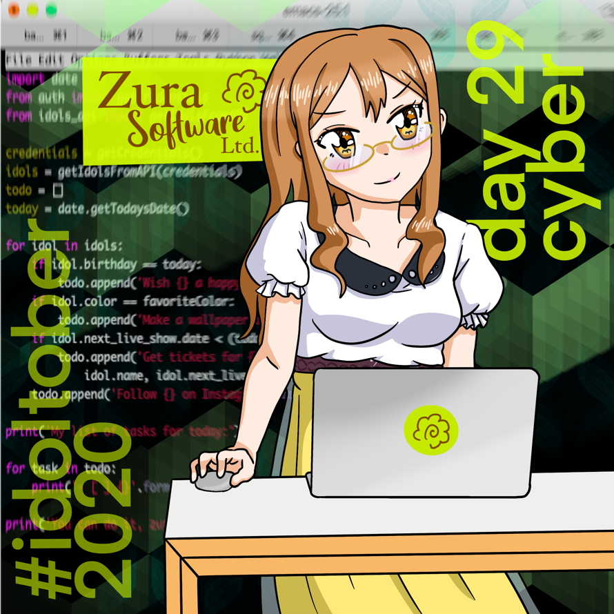 Day 29: Cyber