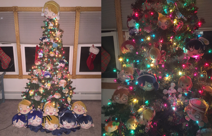 Yeah! Happy Christmas!!