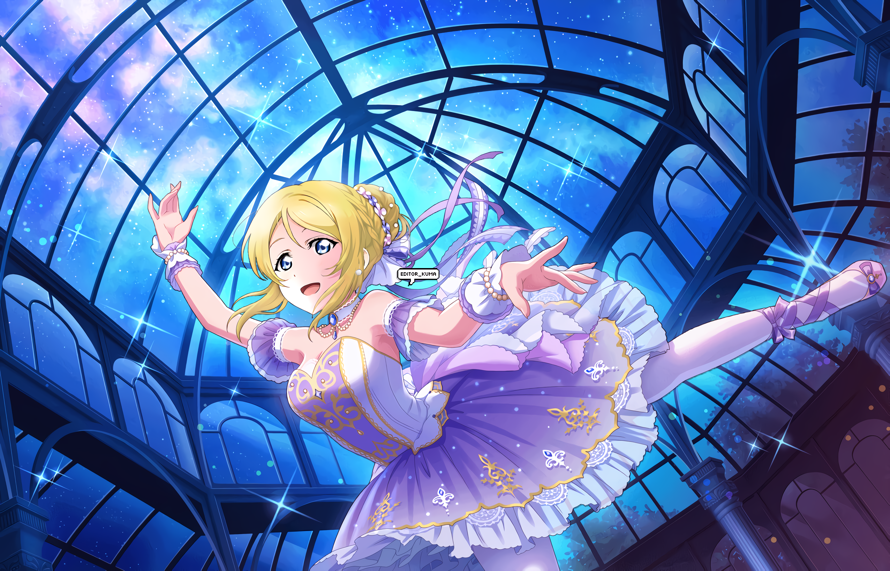 Happy Birthday Eli!!   I've made this new edit just for her birthday  and I hope that everyone will...
