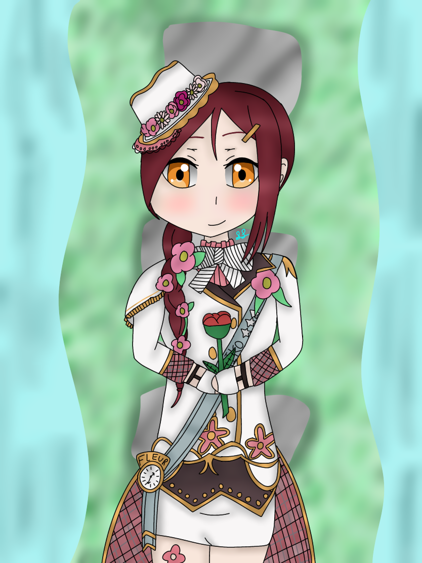 Happy birthday, Riko!
