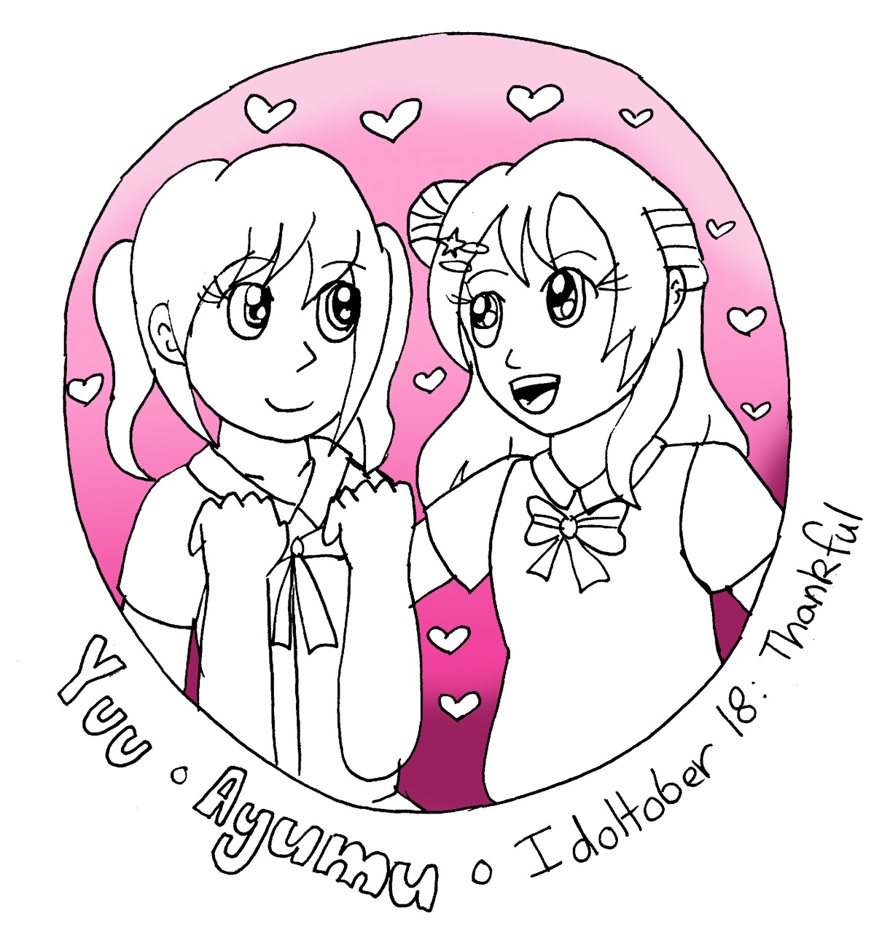 Day 18: Thankful  
