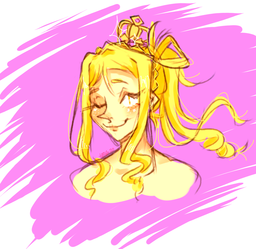 10 Min. sketch of Mari's new Limited UR 