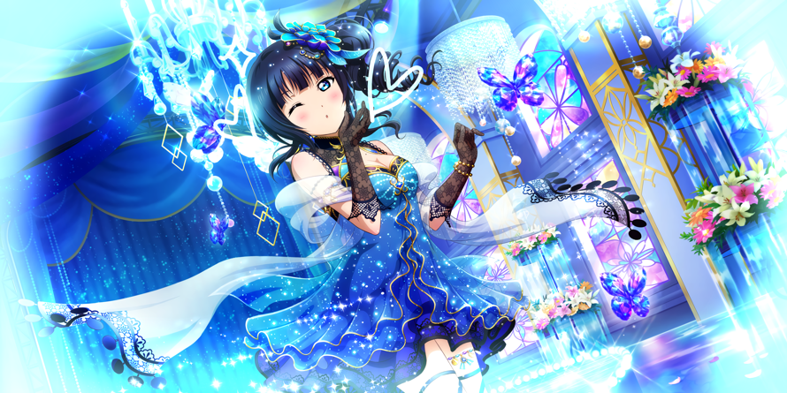 waaa happy belated birthday karin!! only had the time to do this edit, but she's still one of my...