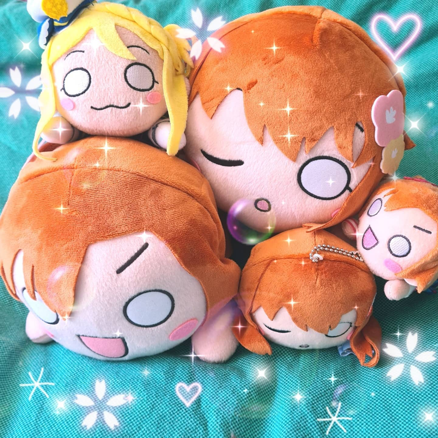 Hello, I received the Kanata All Stars nesoberi, I am very happy! I want too much a Kanata in...