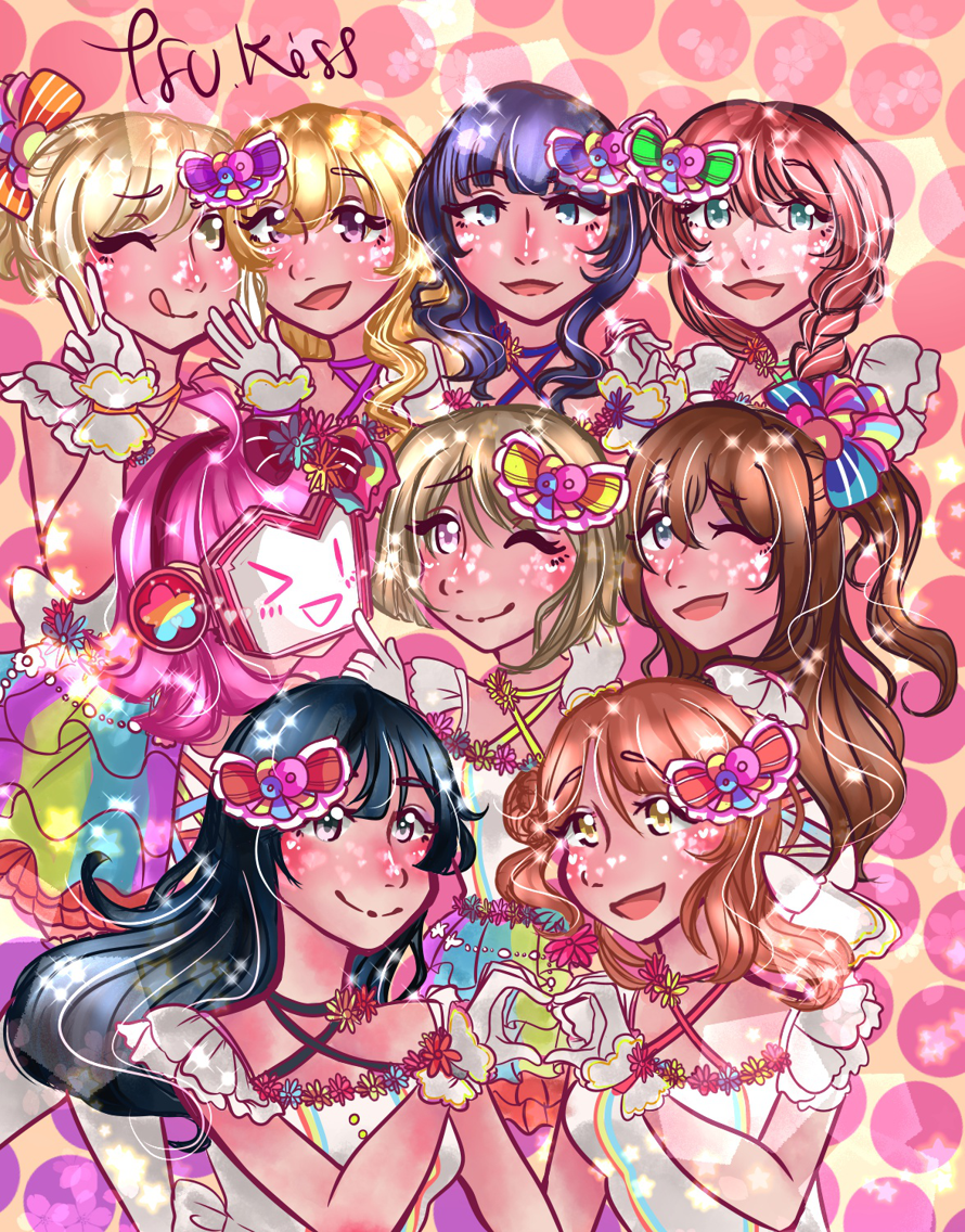 Day 12: Nijigasaki 