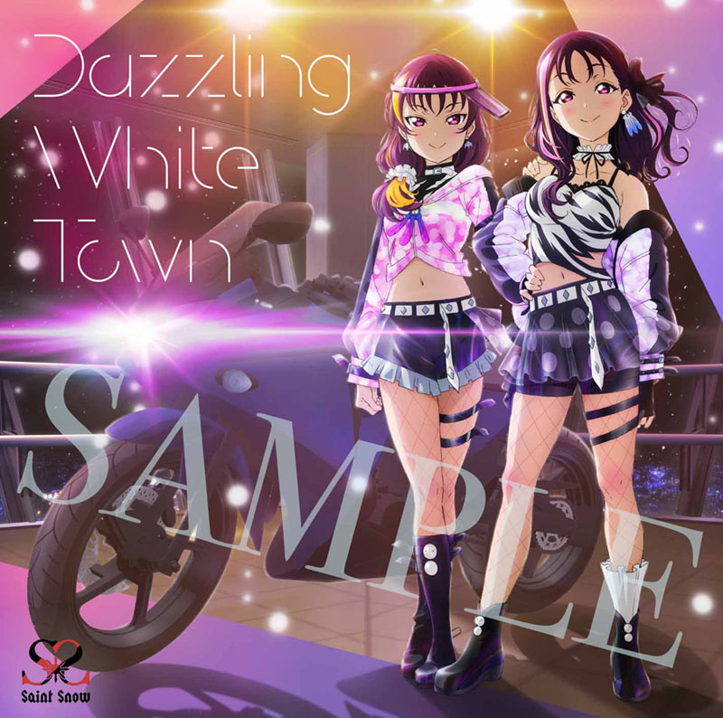 "A preview for Saint Snow's 1st single, ""Dazzling White Town,"" has been released! Have you seen it..."
