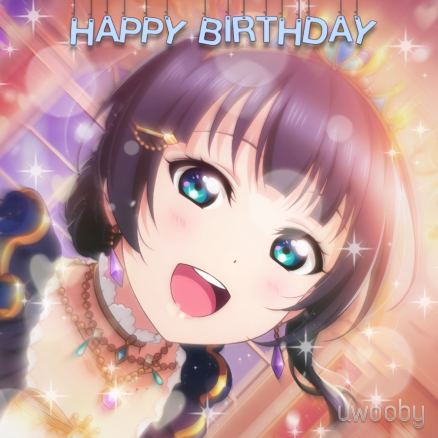 Happy Birthday, Karin!