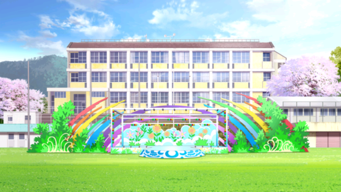 26+ Love Live Stage Background Pics