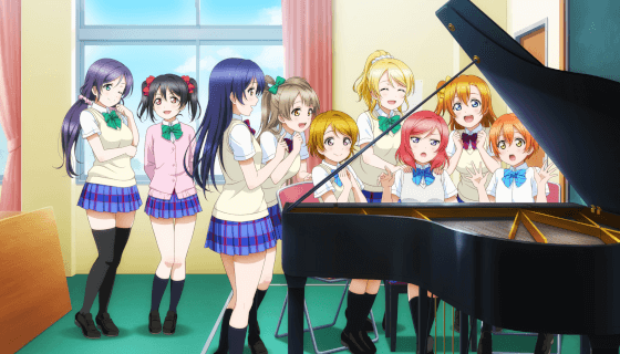 Chapter 6 Episode 8 - Still - μ's