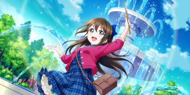 Osaka Shizuku Idols List Love Live Idol Story Love Live