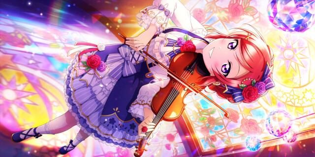 UR Nishikino Maki 「Yes... It's So Beautiful / A Serenade for You」