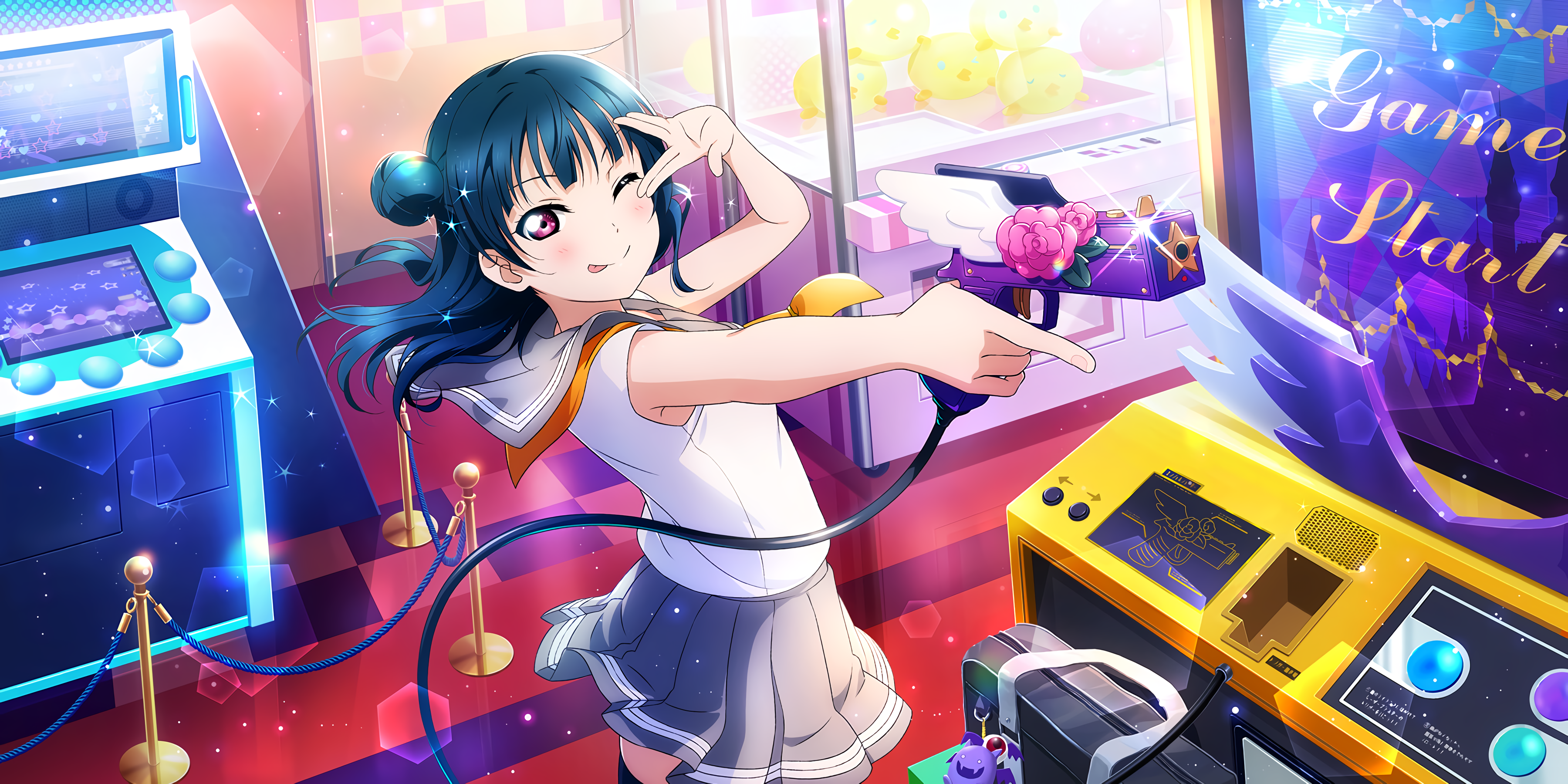 Ur Tsushima Yoshiko Angel Sniper Haunted Princess Cards List All Stars Idol Story Love Live