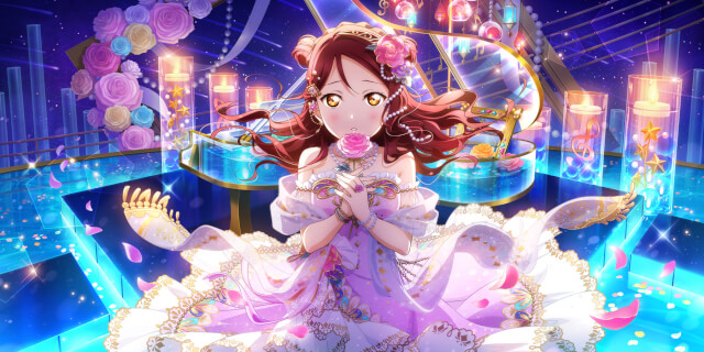 UR Sakurauchi Riko 「This Time Is for Us Alone / Melody of the Rose」