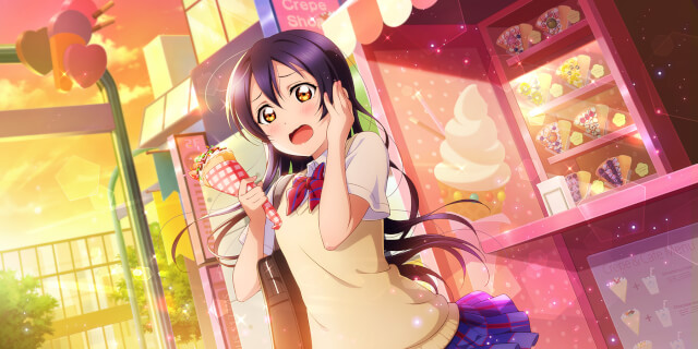 UR Sonoda Umi 「Traditional Beauty in Panic / Summer Festival Symphony」