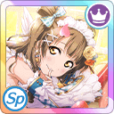 UR Minami Kotori 「I Really Love This Swimsuit / Humming Angel」 - Idolized