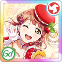 UR Uehara Ayumu 「Oh! You All Came to See Us? / Sweets Deco」 - Idolized