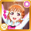 SR Takami Chika 「This mochi, it's really stretchy! / MIRACLE WAVE」