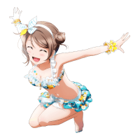 UR Watanabe You 「This Attraction's Fun~♪ / Miracle voyage」