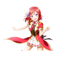 Transparent (Idolized)