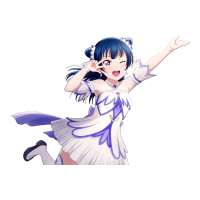 SR Tsushima Yoshiko 「A Costume for a Promenade of Darkness / Brightest Melody」