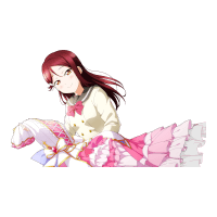 UR Sakurauchi Riko 「I Hope I Can Be More Princess-like / Noble Princess」