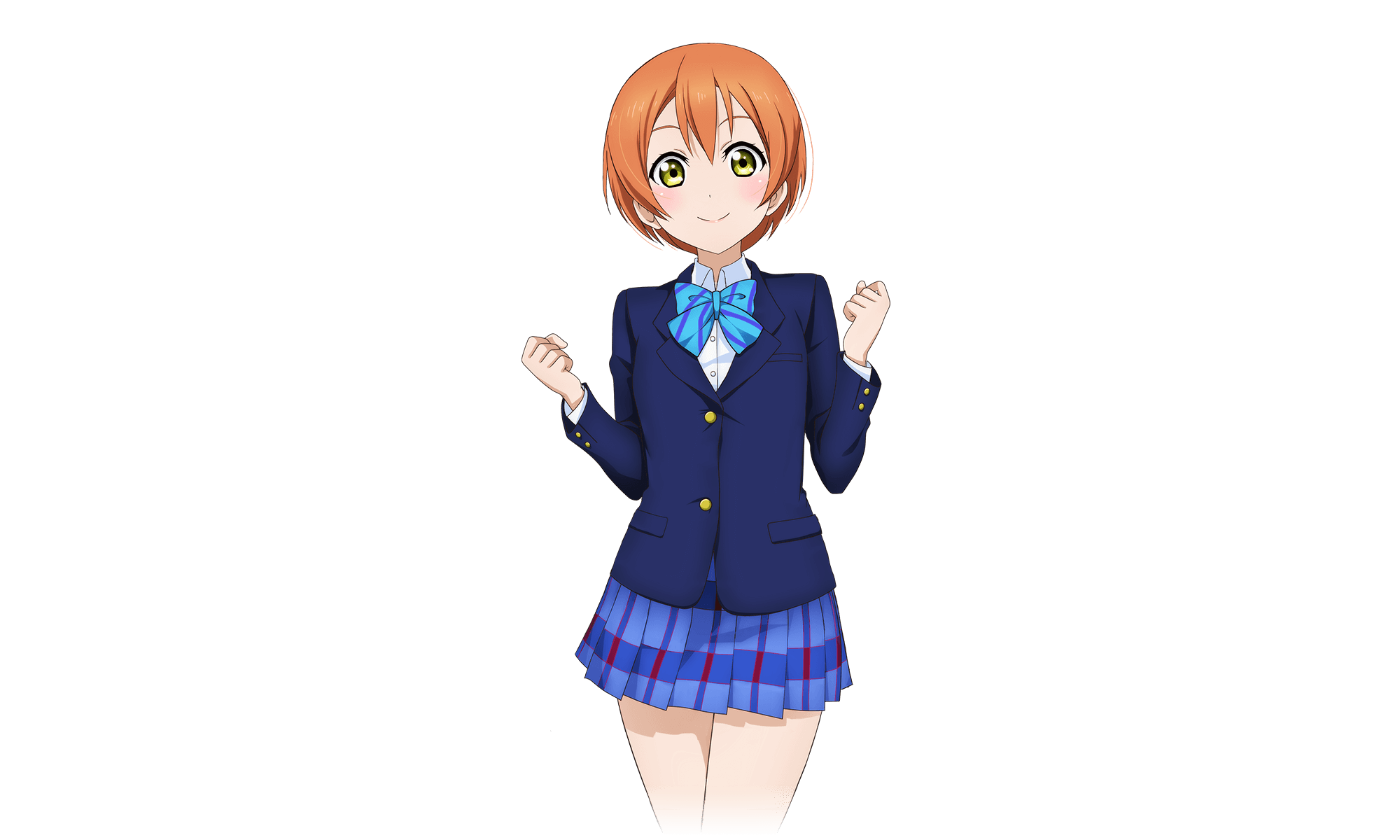 All Hoshizora Rin stills