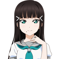 All Kurosawa Dia cards