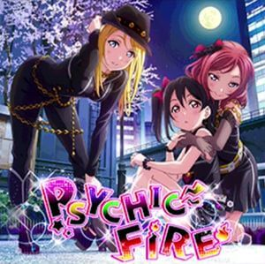 PSYCHIC FIRE