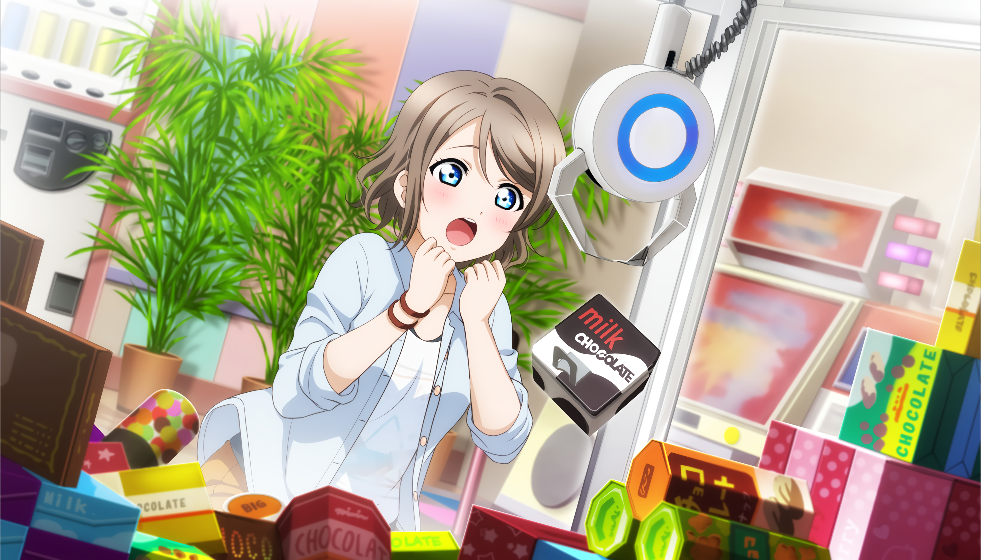 Still Watanabe You Stills List All Stars Idol Story Love Live Check out our you watanabe selection for the very best in unique or custom, handmade pieces from our keychains shops. still watanabe you stills list